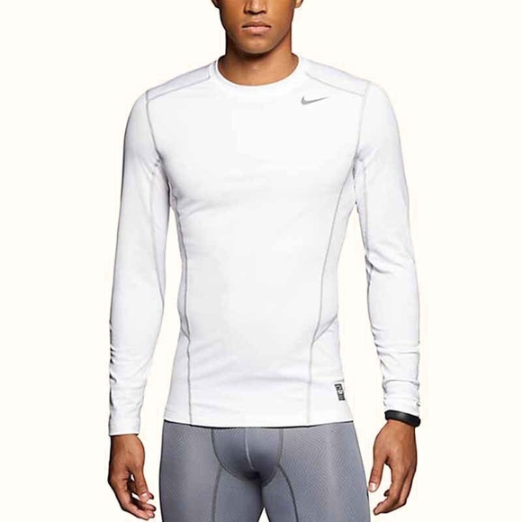 2c3cb9326ad0 Nike Hyperwarm Lite Fitted Combat Athletic Shirt. M 5a6f6704739d4828a21d9677